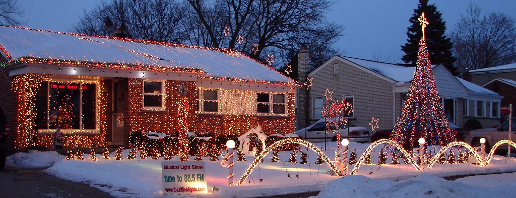 Tejera Blog Extreme Christmas Lights